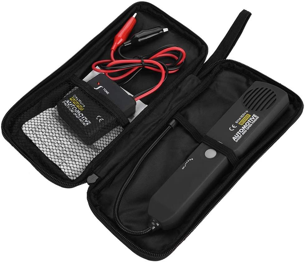 Roadiress Cable Tracker Max 80% OFF EM415PRO Quality inspection DC Circuit Fi Short 6-42V Open