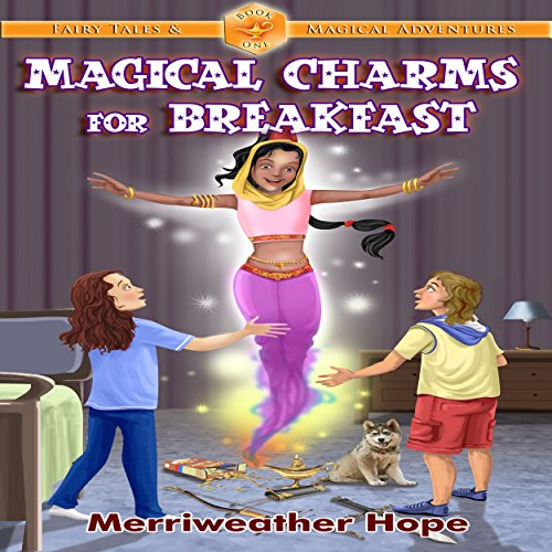 Magical Charms for Breakfast audiobook cover art