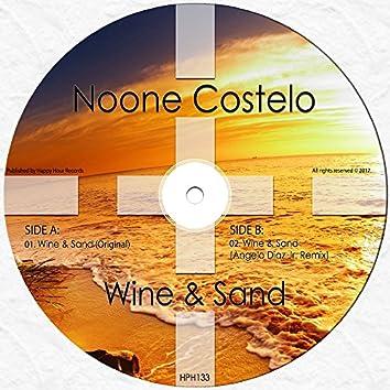 Wine & Sand
