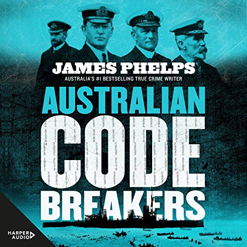 Australian Code Breakers cover art