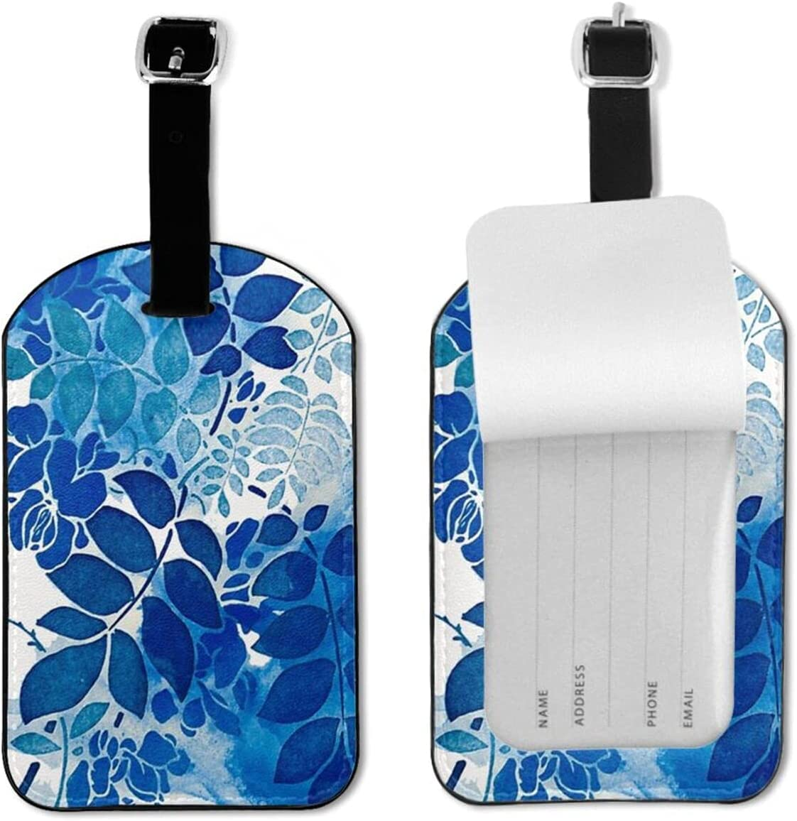 Luggage Tags for Free shipping New Travel PU Leather Translated Me and Women