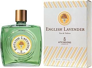 Atkinsons Classic English Lavender Eau De Toilette, 90 ml - 1 Unità