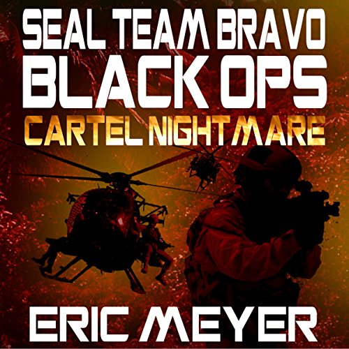 Cartel Nightmare audiobook cover art