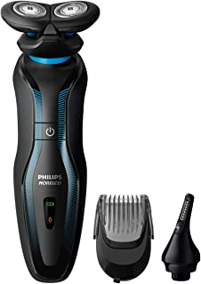 Philips Norelco Click & Style with beard styler and nose...