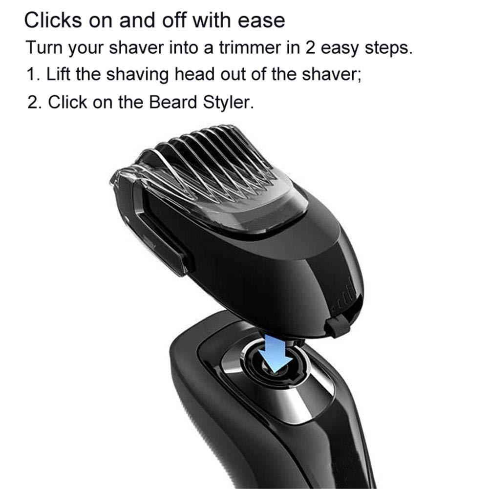 domiluoyoyo Accesorios para afeitadora de Cabezales de Afeitado ...
