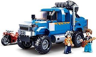 Sluban M38-B0813 Model Bricks-f350 363 Pieces