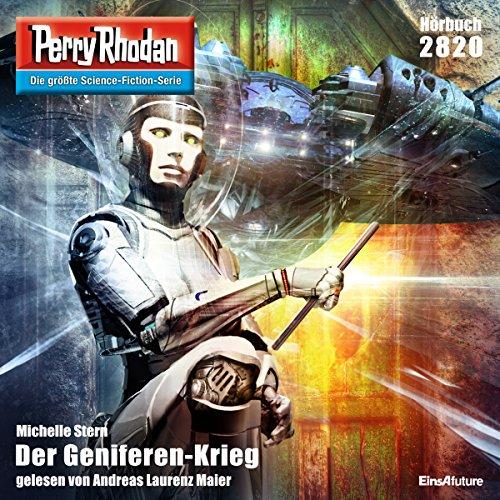 Der Geniferen-Krieg Titelbild