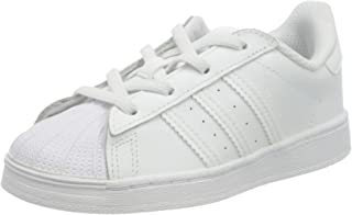 adidas Superstar El I, Basket Mixte bébé