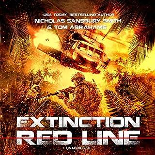 Page de couverture de Extinction Red Line