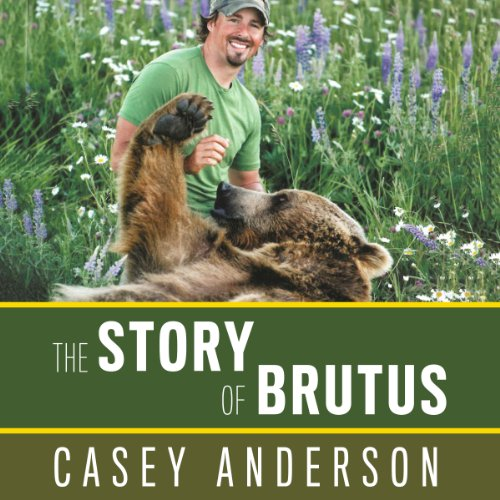 The Story of Brutus audiobook cover art