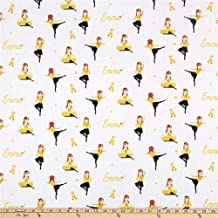 the wiggles fabric