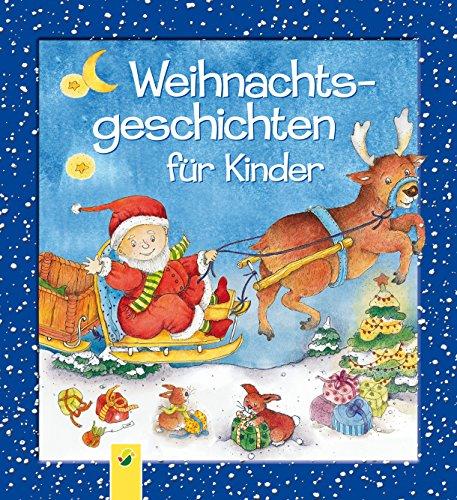Weihnachtsgeschichten für Kinder: Ein Weihnachtsbuch für die ganze Familie
