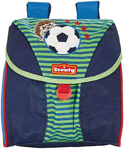 Scouty Lucky Kinderrucksack 24 cm fußball