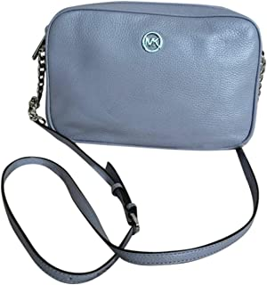 d6022399ebd Michael Kors Women s Fulton Large EW Leather Cross Body Bag