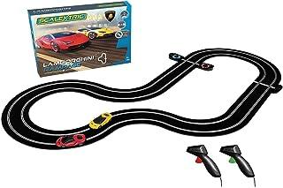 Sponsored Ad - Scalextric Lamborghini Rampage Centenarios 1:32 Slot Car Race Track Set C1386T