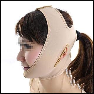 Face-lifting Bandage Dun Gezichtsmasker Masseter Muscle Chin Sleep With V (maat: S)