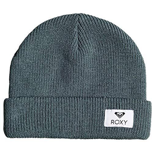 Roxy Damen Island Fox-Mütze mit Krempe, schwarz, 1SZ