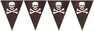 Creative Converting Buried Treasure Party Flag Banner - 295185
