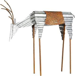 reindeer yard decorations