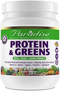 ORAC Energy Protein & Greens- Original 15 Srv