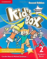 Kid's Box American English Level 2 Student's Book