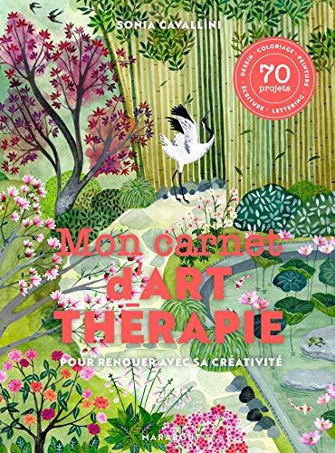 Mon carnet d'art-thérapie