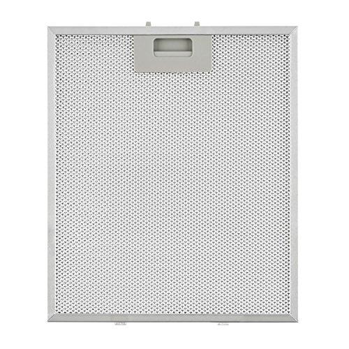 Klarstein Repuesto de filtro de grasa de aluminio 27 x 32 cm