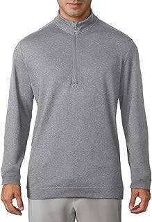 adidas Men's Golf Wool 1/4 Zip Pullover