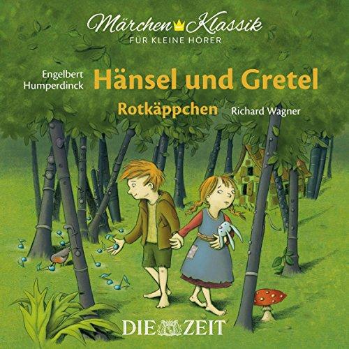 Hänsel und Gretel / Rotkäppchen audiobook cover art
