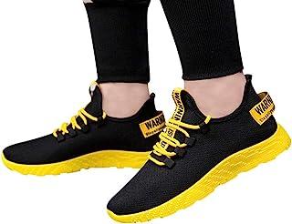 Basket Femme Chaussures de Sport Respirante Sneakers Coussin d'air Homme Chaussures De Sport Course Running Mesh Respirant...