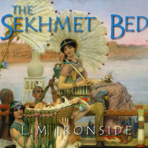 The Sekhmet Bed audiobook cover art