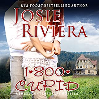 1-800-Cupid audiobook cover art