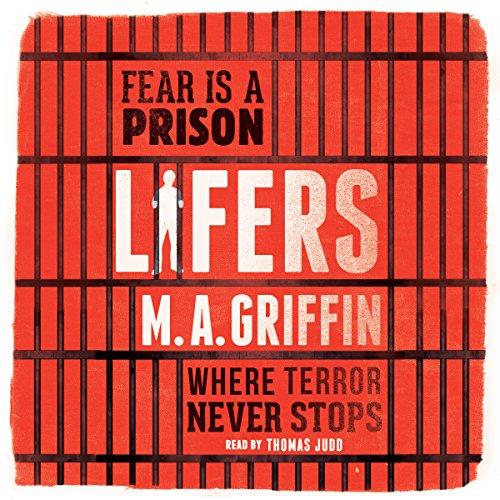 Lifers audiobook cover art