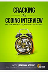 Cracking the Coding Interview: 189 Programming Questions and Solutions Paperback