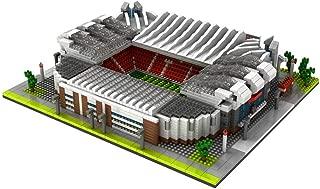 Sports Stadium 3D Model, Manchester United Old Trafford Stadium Model Souvenir DIY Plastic Building Model (3800), Gift Set, 11