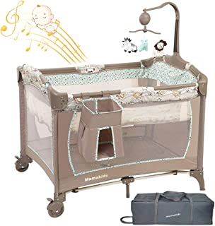 Mumoo Bear Baby bed,Baby Crib,Baby Playard