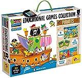 Lisciani- Colección de juegos educativos (EX72743)