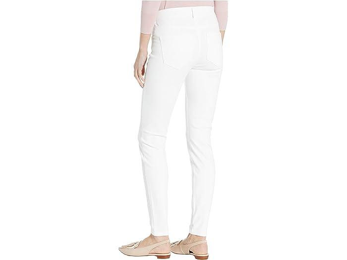 Liverpool Gia Glider Skinny In Bright White Jeans