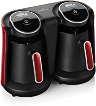 Arzum OK006-N OKKA MINIO DUO turkisk kaffemaskin, plast, RED