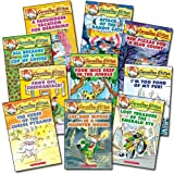 Kaplan Early Learning Scholastic Geronimo Stilton Paperback Books - Set of 10