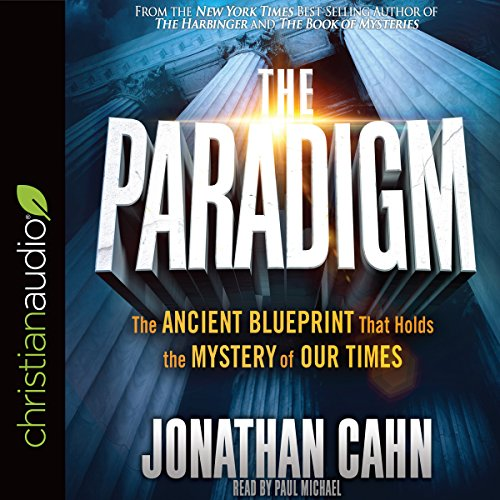 The Paradigm audiobook cover art