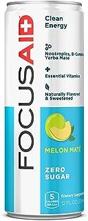FOCUSAID Energy Blend | Nootropics Drink for Brain Fuel | Alpha-GPC, GABA, B-Complex, Yerba Mate, Green Tea | 100% Clean |...