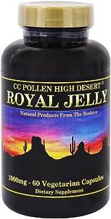 Royal Jelly One Gram CC Pollen 60 Caps