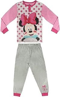 Pijama niña Rosa Dos Piezas 6 Años