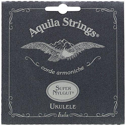 Aquila 103U - Juego de cuerdas para ukelele de concierto en Sol, Do, Mi, La