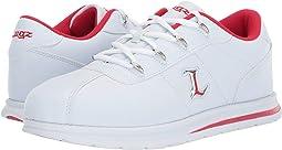 White/Mars Red