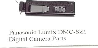 Genuine Panasonic Lumix DMC-SZ1 Battery Door/Cover (Black) - Replacement Parts