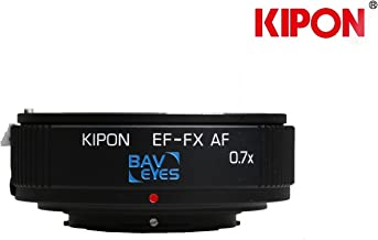 Kipon Autofocus Optical Adapter for Canon EOS Lens to Fuji XF Camera