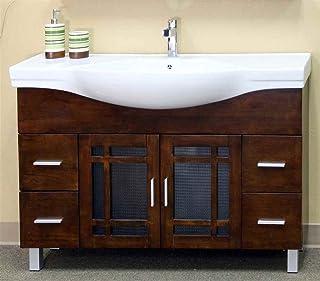 48 Inch Vanity Sink Tops Amazon Com