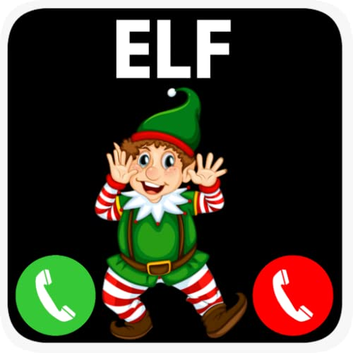 Amazing Elf Talking With You - Elf Call You in App - Real Elf Voice - Fake Calling Prank for Kids 2021